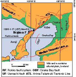 Kobe Earthquake Of Jan 17 1995
